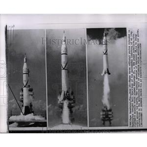 1926 Press Photo Explorer IV Army Jupiter-C Missile - RRW83209