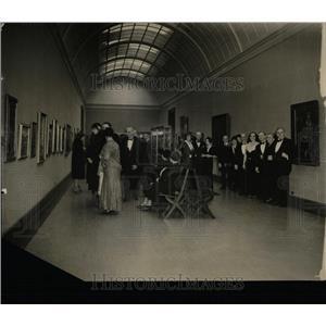 1932 Press Photo Art Museum New Court House Denver - RRX63501