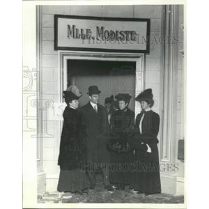 1906 Press Photo Passavant Hospital Chicago Historical - RRW50461
