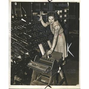 1942 Press Photo Selfridge Air National Guard Base - RRW33053