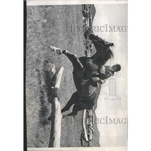 1947 Press Photo Children Hunter Class Littleton Grant - RRX95009