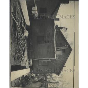 1934 Press Photo Denver Clean-up Paint-up Program - RRX95115