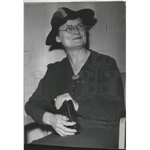 1938 Press Photo Oakland California Miss Grace Young - RRX89569