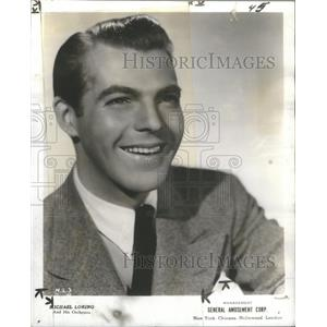 1942 Press Photo Michael Loring and his Orchestra to visit the Rhumba Casino
