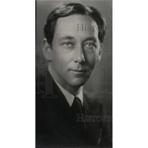 1933 Press Photo Pollo Peters - RRW99985