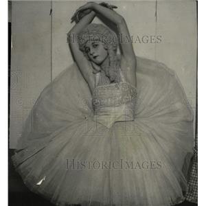 1926 Press Photo Virginia Jauivon Dancer - RRW78839
