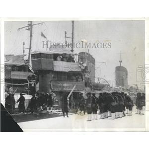 1936 Press Photo Japanese Navy Aid Government - RRX81847