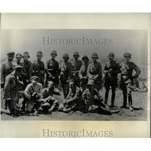 1933 Press Photo Colombian troops recapture Tarapaca - RRX63771