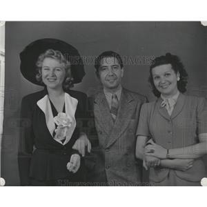 1941 Press Photo Central City, Colorado Opera Cast - RRX83059