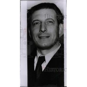 1942 Press Photo Mzio Pinza singer - RRW76397