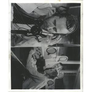 1941 Press Photo News Reporter Jules Van Item - RRX93123