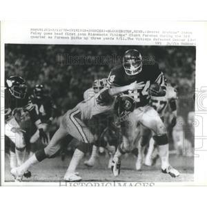 1978 Press Photo Stephen James Foley Denver Broncos - RSC26911