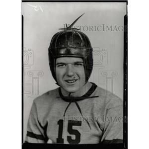 1935 Press Photo Charles Pink Northwestern Football - RRW73959