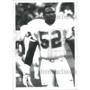 Keith McCants American football linebacker National Football League Tampa Bay