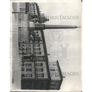 1929 Press Photo Emmanuel Royal Palace Italy Rome - RRX92997