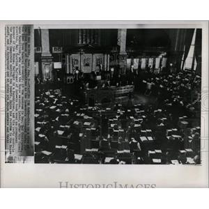 1967 Press Photo 62nd Iowa House of Representatives Ass