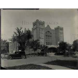 1929 Press Photo REI FIRST PICTURE FIRST ORGANIZATION - RRX61607