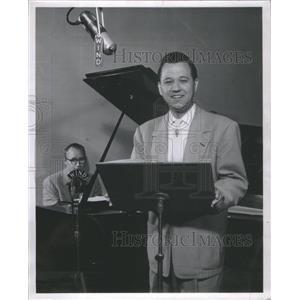 1950 Press Photo Kyle Kimbrough Harvest Ohio Chicago Illinois