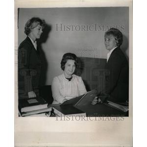 1967 Press Photo Sarasota-Manatee Stewardess Alumnae