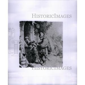 1956 Press Photo Pied Piper - RRX38421