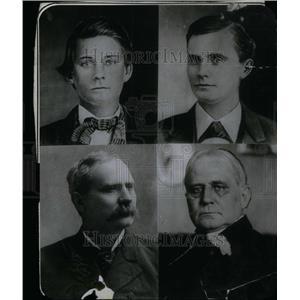 1912 Press Photo Speaker of the House Champ Clark