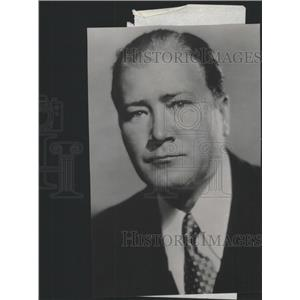 1937 Press Photo Concert Baritone John Charles Thomas