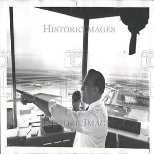 1962 Press Photo New York Idle Wild Airport