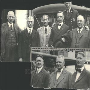 1922 Press Photo Chief Edward Murphy - RRY30261