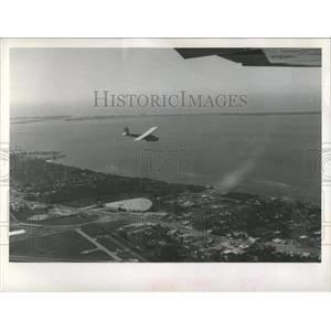 1970 Press Photo Dolpin Aviation Sarasota-Bradenton