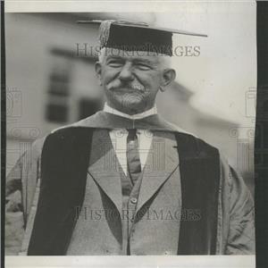 1915 Press Photo William Crawford Gorgas Army Physician