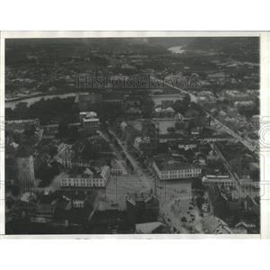 1940 Press Photo Trondheim,Norway Occupied By Nazis