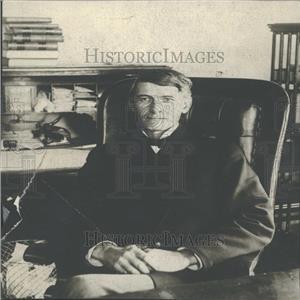 1904 Press Photo Frank Johnson