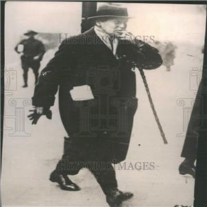 1918 Press Photo Great Britain Soviet Government London