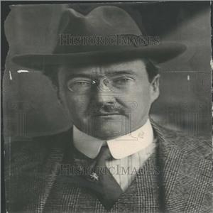 1918 Press Photo James Watson Gerard Lawyer Diplomat
