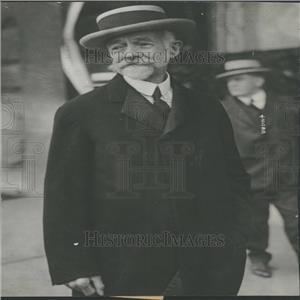 1916 Press Photo U.S. Senator Henry Cabot
