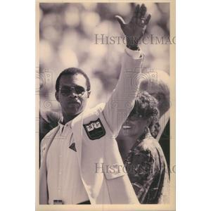 1994 Press Photo GAYLE SAYERS FOOTBALL PLAYER NATIONAL FOOTBALL LEAGUE