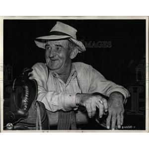 1945 Press Photo James E. Stone Oak Ridge Tennessee
