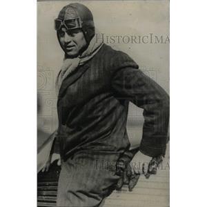 1927 Press Photo Aviator Frederick Garivan - RRW78835