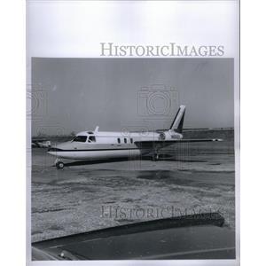 1946 Press Photo Commander J. M. Robins, Jet - RRX59725
