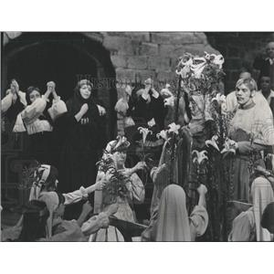 1969 Press Photo Cavalleria Rusticana Highlight - RRW55043