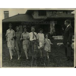 1925 Press Photo William Jennings Bryan's Grandchildren - RRX62945
