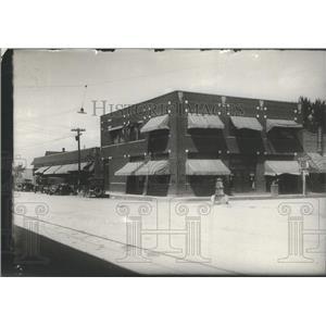 1920 Press Photo 1st National Bank Building - RSC86743