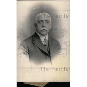 1928 Press Photo A. J. Fynn Denver Educator - RRX41333