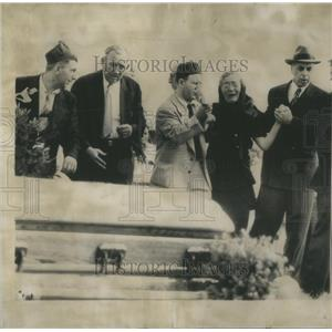 1953 Press Photo Julius Rosenburg Burial - RSC75485