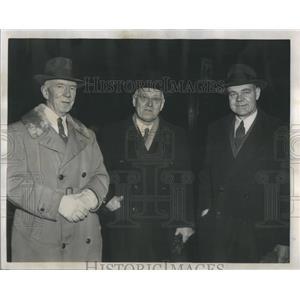 1947 Press Photo Norman Makin, Australian Ambassador