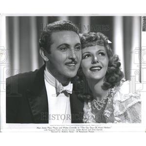 1940 Press Photo Allan Jones Mary Martin Walter Connoly - RRR82719