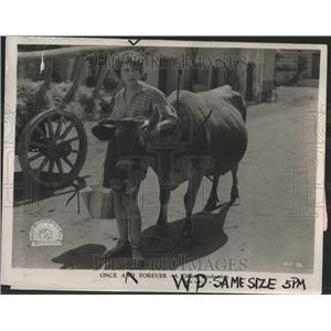 1927 Press Photo Patsy Ruth Miller Film Actress America