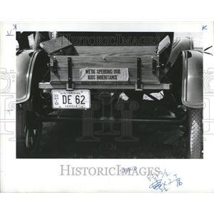 1984 Press Photo Ford Motor Models History