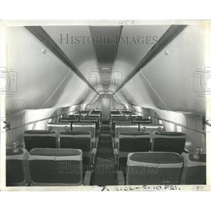 1938 Press Photo DC-4 Largest Passenger Land Plane 1938