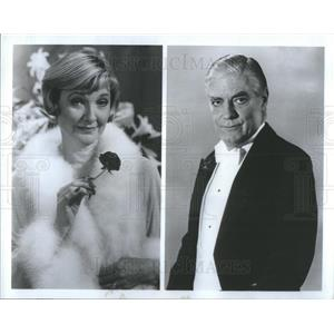 1929 Press Photo Barbara Murray and Norman Roadway co-star as Lydia and Charles